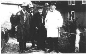 Walter Burdfield 1923